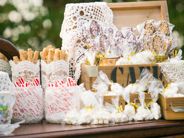 Dessert Buffets to match your style